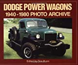 DODGE WC 51 Book