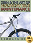 Zinn and the Art of Mountain Bike Maintenance Book Cover