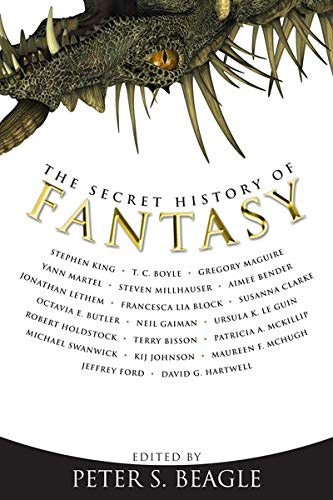 Secret History of Fantasy cover