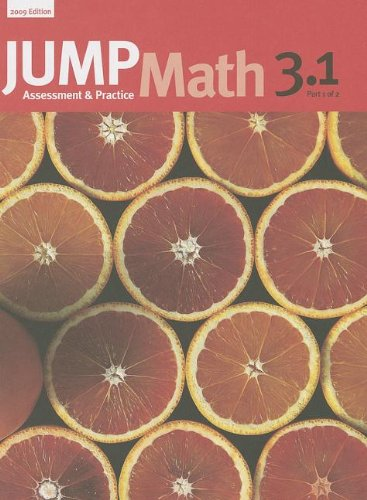Jump Math 3 par  John Mighton, Jump Math