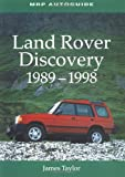 LAND ROVER Discovery Book