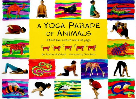 animal pictures to colour in. A Yoga Parade of Animals