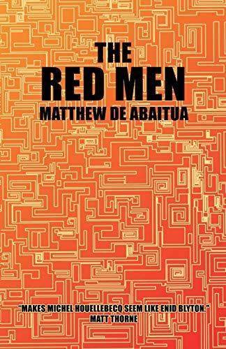 The Red Men cover
