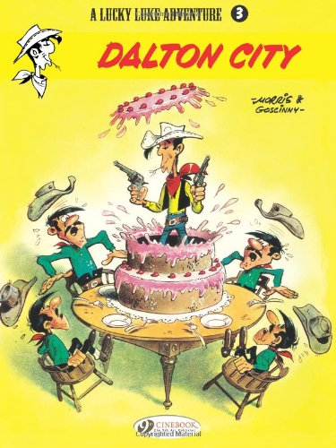 Lucky Luke - tome 3 Dalton City (03)
