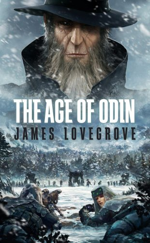 The Age of Odin cover
