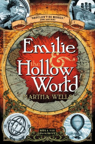 Emilie and the Hollow World cover