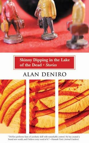 Skinny Dipping in the Lake of the Dead cover