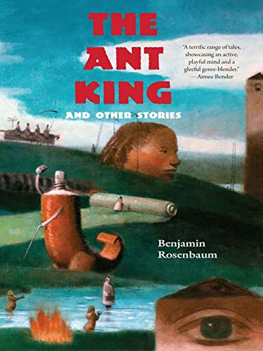 The Ant King cover