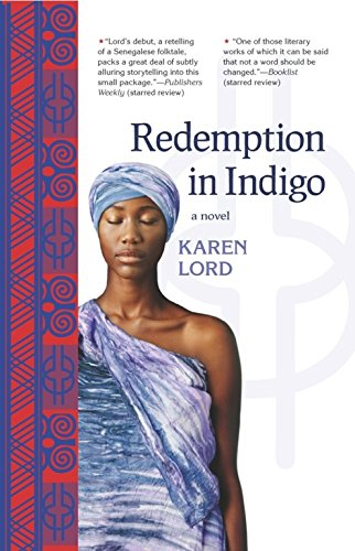 Redemption in Indigo cover