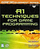 couverture du livre Ai Techniques for Game Programming