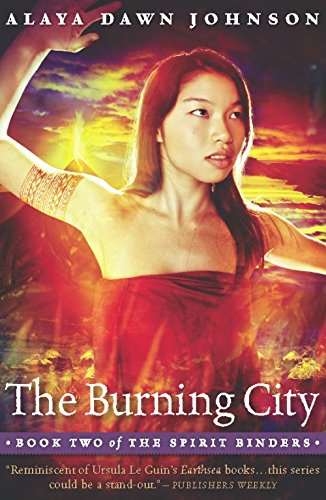 The Burning City cover