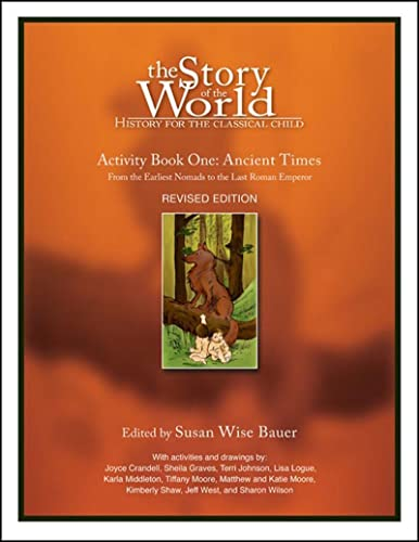 The Story of the World – Activity Book 1 Ancient Times 3e