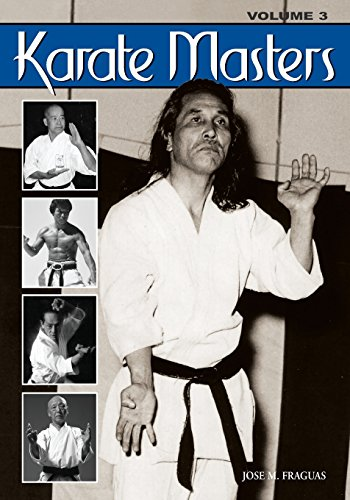 Karate Masters vol. 3 by Jose M. Fraguas