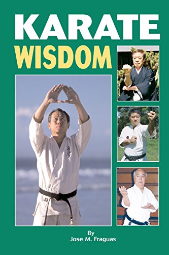 Karate Wisdom by Jose M. Fraguas