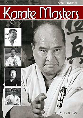 Karate Masters vol. 2 by Jose M. Fraguas