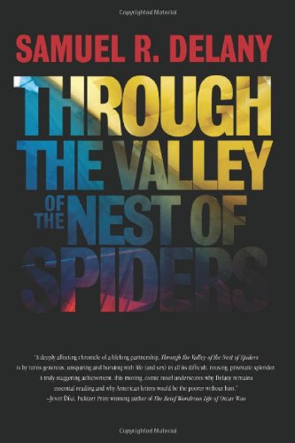 Through the Valley of the Nest of Spiders cover