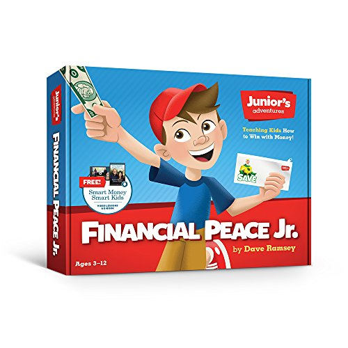 Financial Peace Junior: Teaching Kids How to Win With Money!