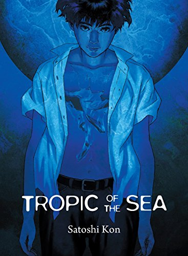 Tropic of the Sea cover