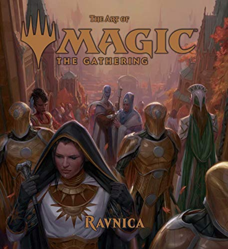 The Art of Magic: The Gathering: Ravnica