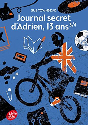 Journal secret d'Adrien, 13 ans 3/4 par Sue Townsend
