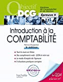DCG 9 - Introduction � la comptabilit� - Fiches et applications - Objectif DCG - Hachette 2012