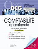 DCG 10 - Comptabilit approfondie - Fiches et QCM - Hachette 2013