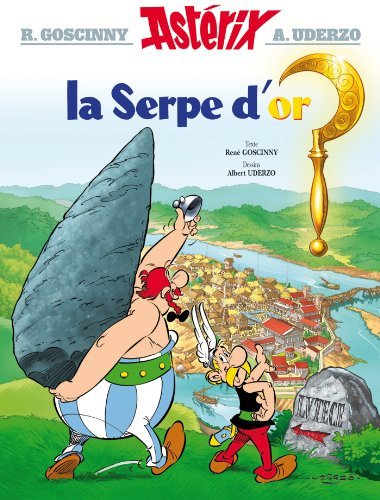 Astérix - La serpe d'Or - n°2