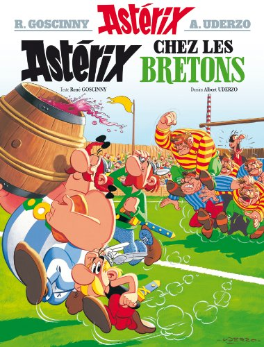 Astérix - Astérix chez les bretons - n°8