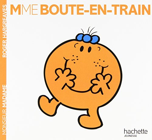 Madame Boute-en-Train par Roger Hargreaves