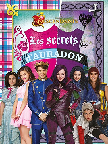 descendants - les secrets d'auradon