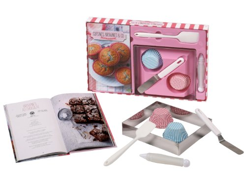 Coffret Cupcakes, brownies & co: New York City