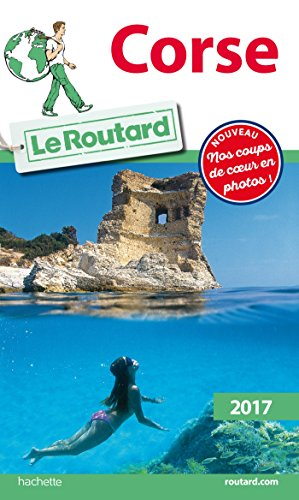 Guide du Routard Corse 2017