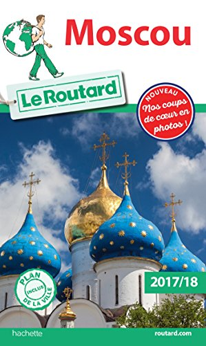 Guide du Routard Moscou 2017/18