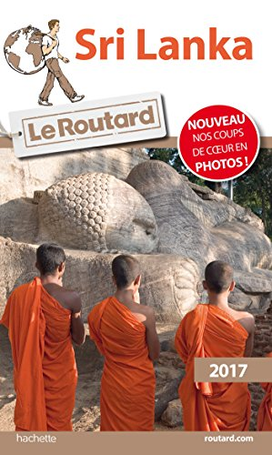Guide du Routard Sri Lanka 2017