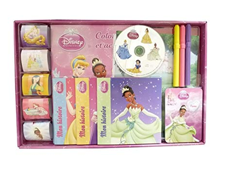 Princesses : Mon coffret surprise (1CD audio) par Disney