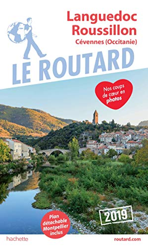 Guide du Routard Languedoc Roussillon Cévennes 2019: (Occitanie) par Collectif