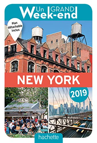 Guide Un Grand Week-end à New York 2019 par  Collectif