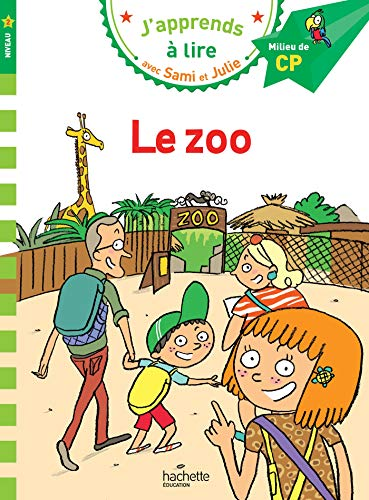 Sami et Julie CP Niveau 2 :  le zoo