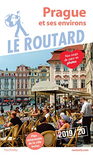 Guide du Routard Prague 2019