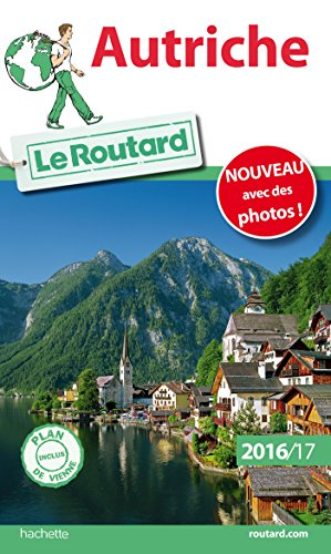Guide du Routard Autriche 2016/17