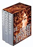 Couverture : Coffret grand Larousse illustré en 3 volumes