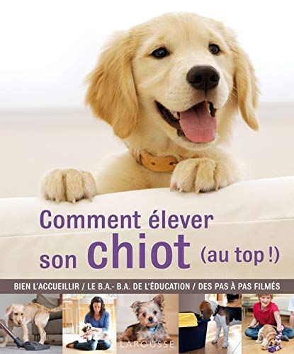 Comment élever son chiot (au top !) par Gwen Bailey
