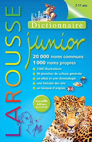 Larousse Junior 7/11 Ans - Reserve Export
