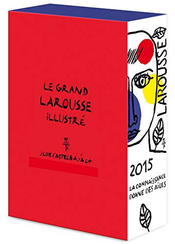 Grand Larousse illustré 2015 coffret Noel