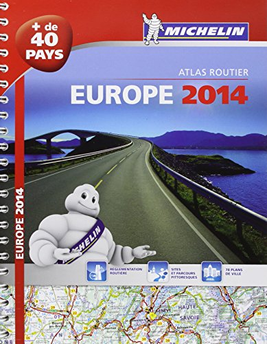 Atlas Europe 2014 Michelin