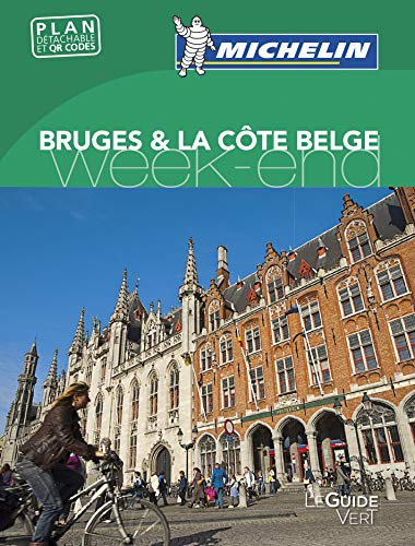 Guide Vert Week-end Bruges Michelin par Collectif Michelin