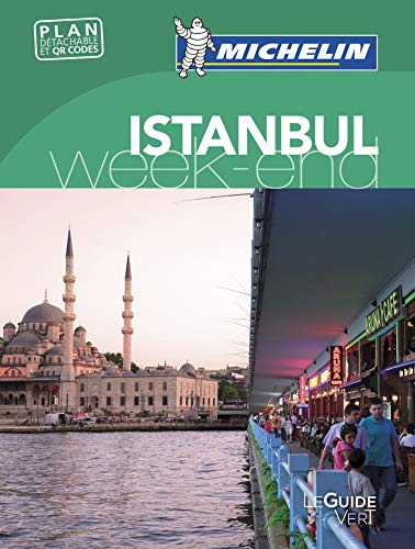 Guide Vert Week-end Istanbul Michelin