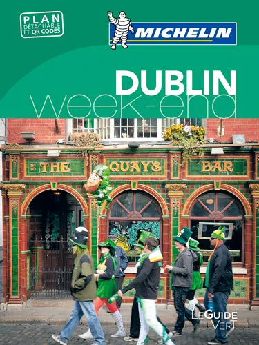 Guide Vert Week-End Dublin Michelin par Collectif Michelin