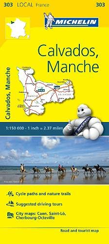 Michelin France Calvados, Manche par Michelin Travel & Lifestyle