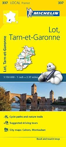 Michelin Local France Lot, Tarn-et-Garonne
